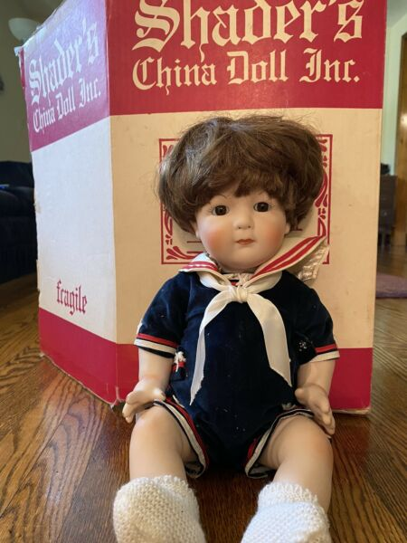 Shader's (Porcelain) China Doll Inc.