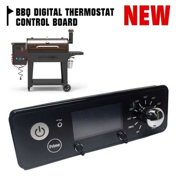 Digital BBQ Thermostat Control Board For Pit Boss Wood Oven Grills W LCD $40.99