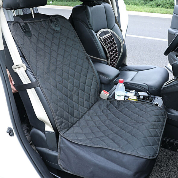 Waterproof Car Seat Dog Pet Covers Upgraded Front Adjustable Seat Cover Non slip $23.08
