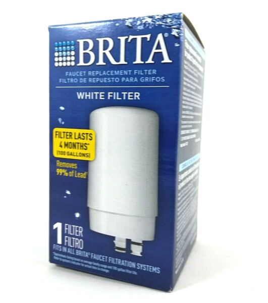 Brita Faucet Replacement Filter White FR 200 Free Shipping
