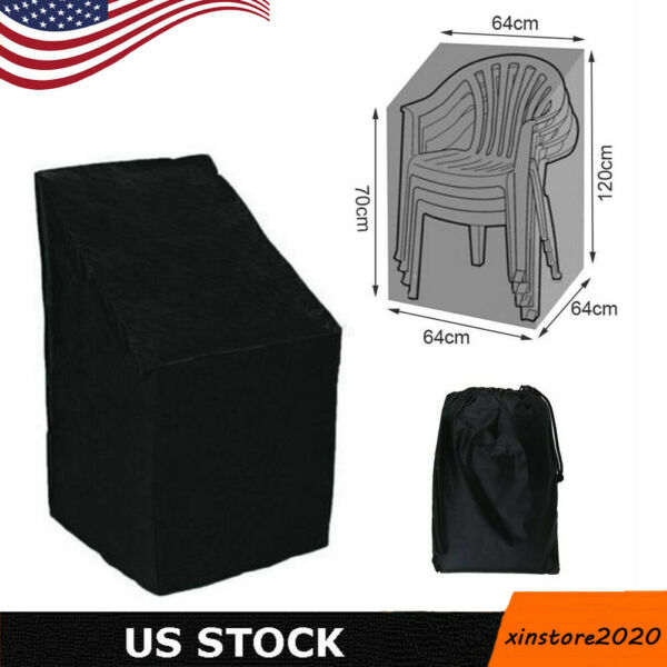 Garden Chair Patio Furniture Cover Waterproof Outdoor Rocker Chair Protection US