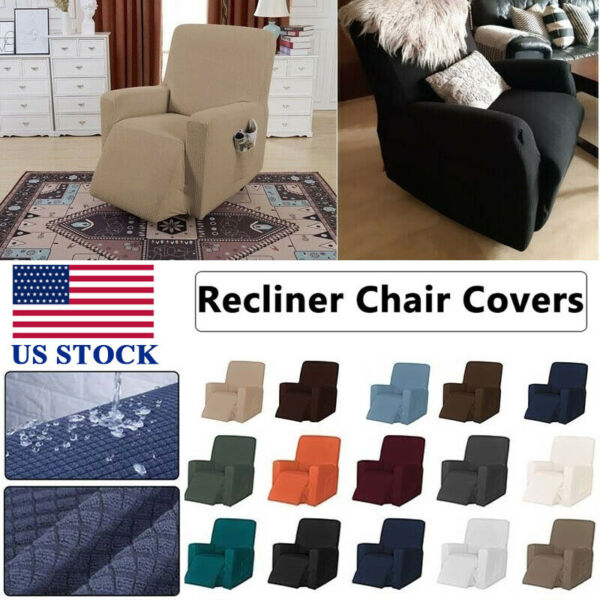 All inclusive Sofa Chair Waterproof Slipcover Recliner Chair Cover US STOCK $31.45
