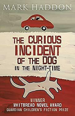The Curious Incident of the Dog in the Night Time Paperback Mark $5.24