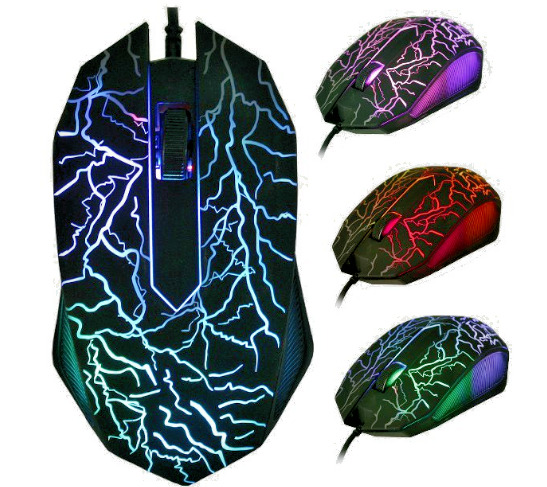 RGB Gaming Wired Mouse 4000DPI