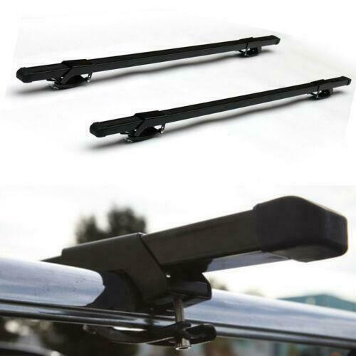Universal Car Top Luggage Roof Racks Cross Bar Cargo Carrier For Car SUV Truck $33.90