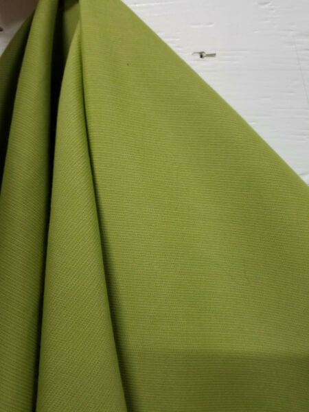 Sunbrella Fabric two tone Lime Green color 54quot; wide sold by yard