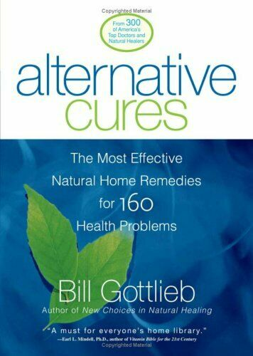 Alternative Cures : The Most Effective Natural Home Remedies for $4.49