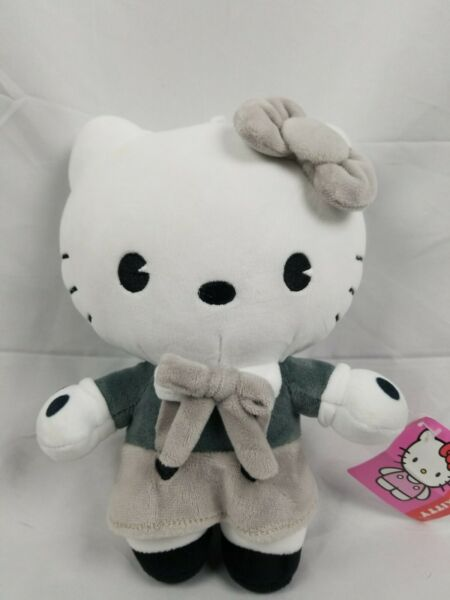 NWT Hello Kitty Sanrio Plush Costume Cute Stuffed Toy 10quot;