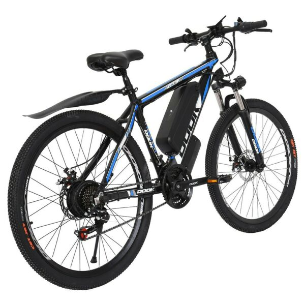 26#x27;#x27; Electric Bike Mountain Bicycle 500W EBikeRoad 21Speed 36V Li Battery $588.88