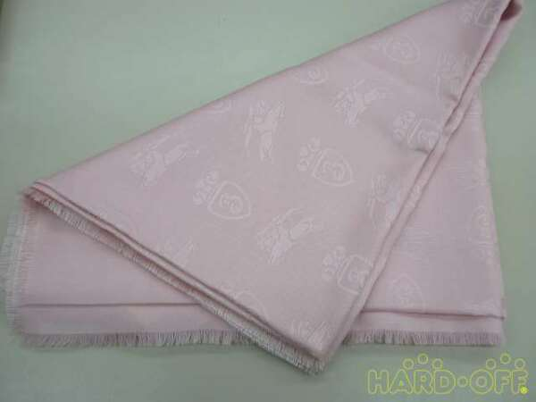 BURBERRY Scarf Stole Pink Authentic $108.47