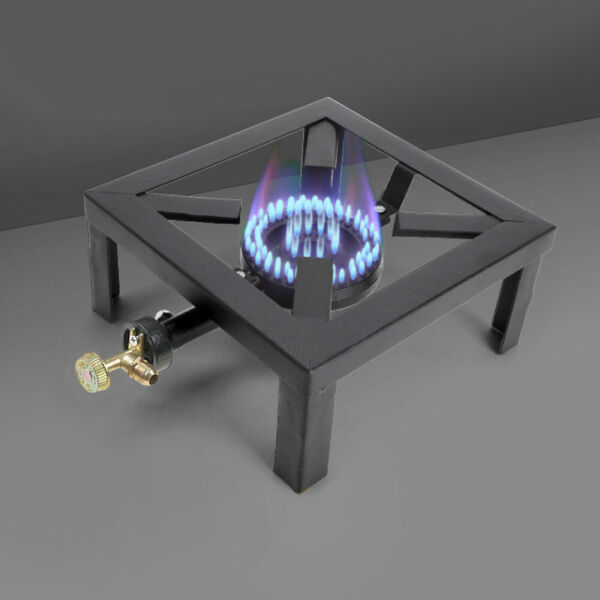Portable Gas Propane Cooker Single Burner Outdoor Camping Picnic Stove BBQ Grill $20.79