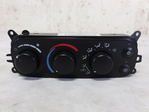 03 04 05 Dodge Ram 1500 Heater AC Temperature Control Unit OEM LKQ