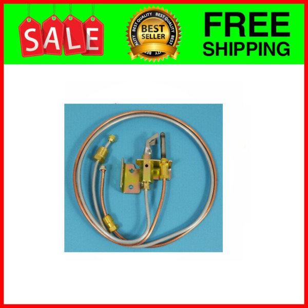 Universal Pilot Assembly 24 Inch Natural Gas Furnaces Boilers Water Heaters New $23.99