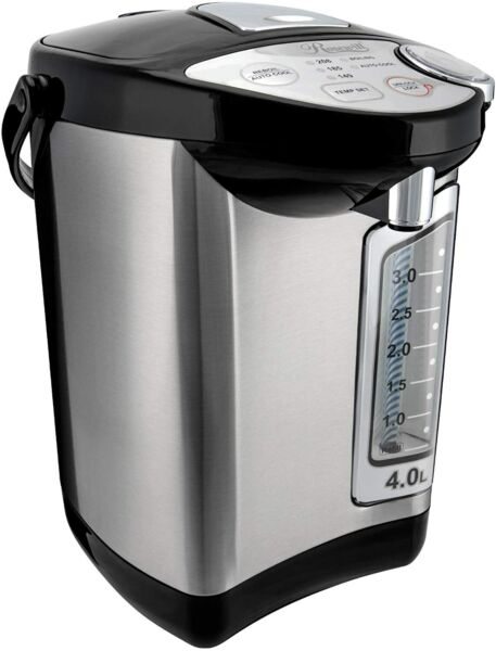 4.0 Liter Hot Water Dispenser Stainless Steel Electric Hot Water Boiler and Warm $42.99