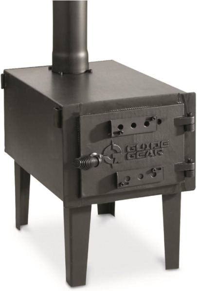 Guide Gear Outdoor Wood Stove $101.99