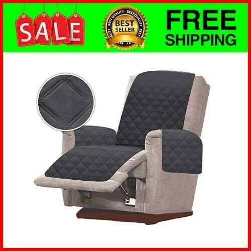 Rhf Anti Slip Pet Cover For Leather Recliner Slip Resistant Oversized Recliner $25.51