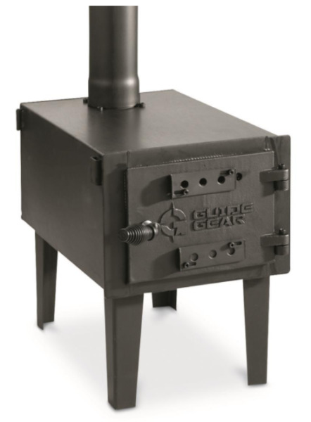 Guide Gear Outdoor Wood Stove $113.99