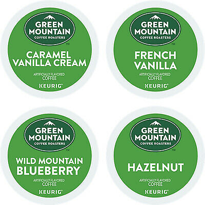 Green Mountain Coffee Roasters Flavored Coffee Variety Pack
