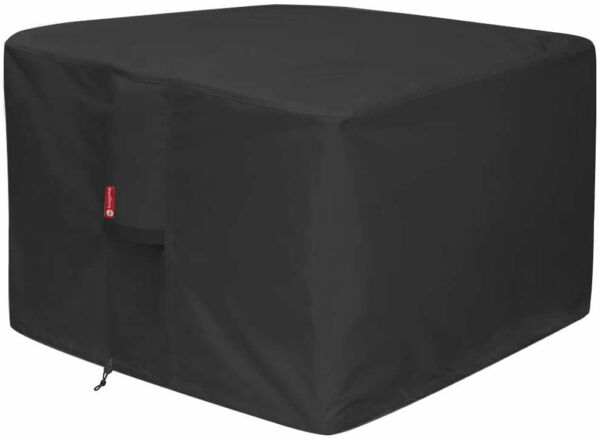 Gas Fire Pit Cover SquarePatio Outdoor Cover Heavy DutyWaterproof Fit 30 32quot; $24.99