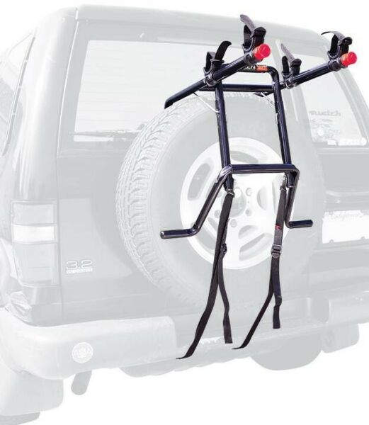 Allen Sports Deluxe 2 Bike Spare Tire Mounted Carrier 322DN $79.99