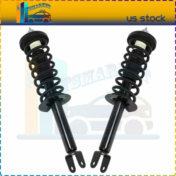 Rear For 2013 2015 Honda Accord Complete Struts amp; Shocks w Spring Assembly × 2 $134.59