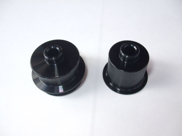 Specialized Roval Front End Cap Set 15mm Thru to QR 24mm 28mm $24.99