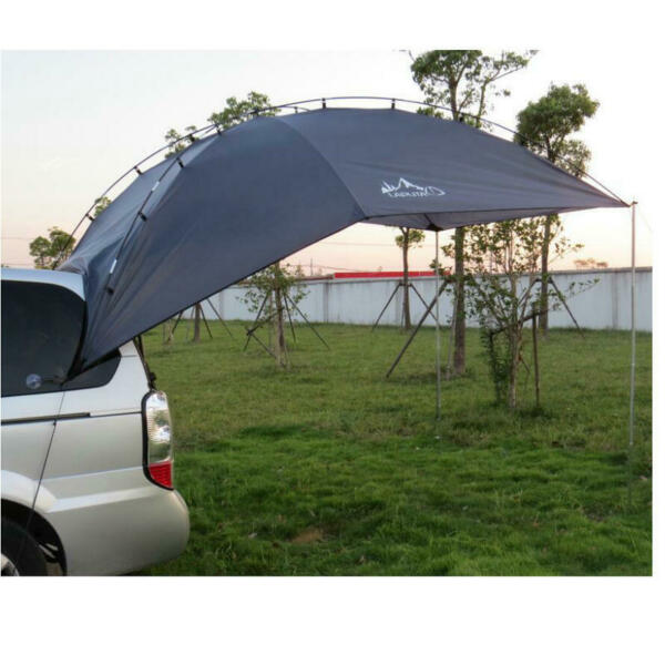 Car Tent Awning Rooftop SUV Truck Camping Travel Shelter Trailer Sunshade Canopy $86.68