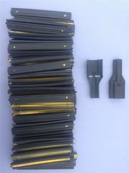 100 count Stripper Clips 2 NEW Charger Loader Spoon 5.56 .223 Rifle USGI GGG