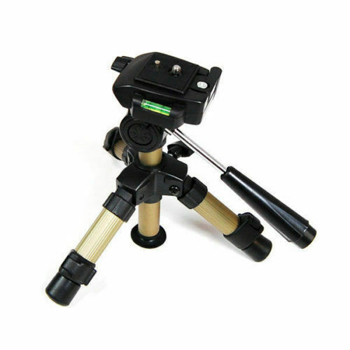 Photography Portable Travel Mini Tripod for Video DSLR Camera Photo Video Studio