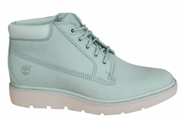 Timberland Kenniston Nellie Lace Up Leather Womens Chukka Boots A1JTF B89E $104.99