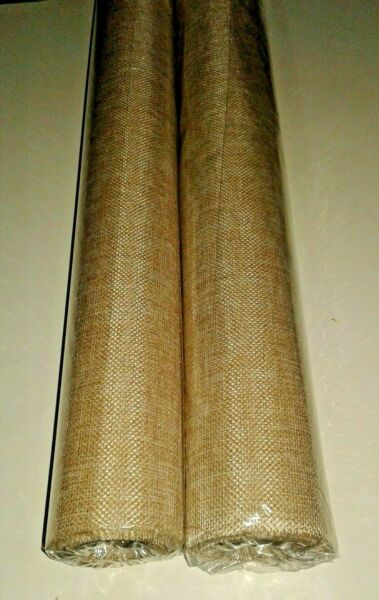 Dyed Jute Fabric Colored Hessian Burlap Material wedding table runner 18#x27;#x27; wide
