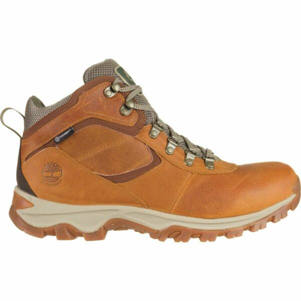 Timberland Mt. Maddsen Mid Waterproof Hiking Boot Men#x27;s $89.95