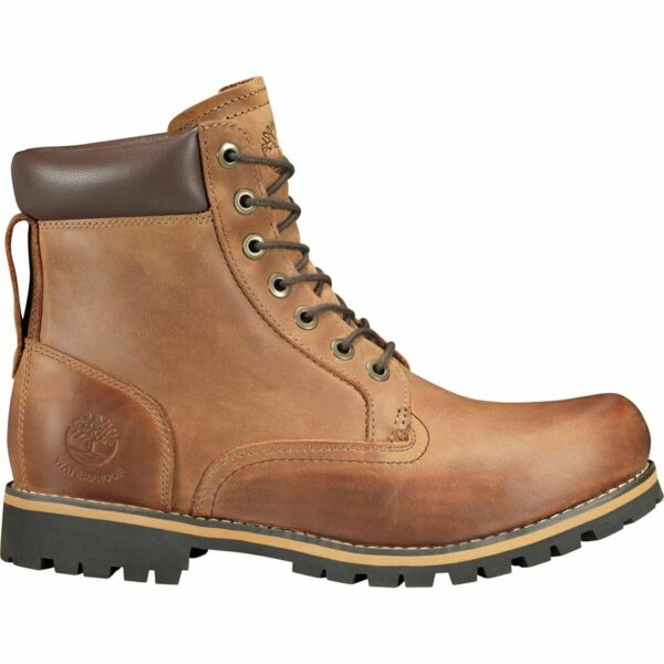 Timberland Earthkeepers Rugged Waterproof 6in Plain Toe Boot Men#x27;s $184.95