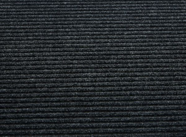 The Rug Hub Ribbed Non Slip Indoor Outdoor Mat