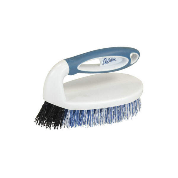 QUICKIE 252MB Scrub BrushCleaning Iron Style1quot;L Trim