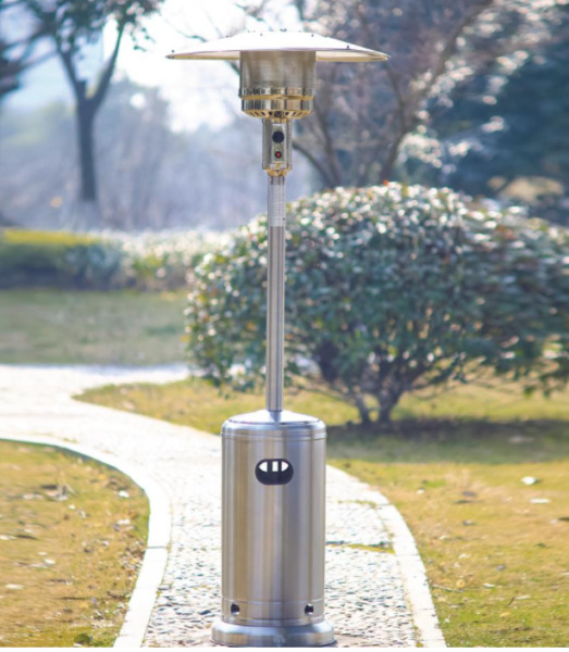 Hampton Bay 48000 BTU Outdoor Heating Propane Patio Heater Ships Today