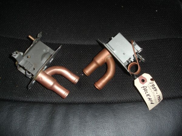 quot; REBUILTING SERVICE quot; for YOUR PACKARD Ranco HEATER VALVE 1 YEAR WARRENTEE $85.00