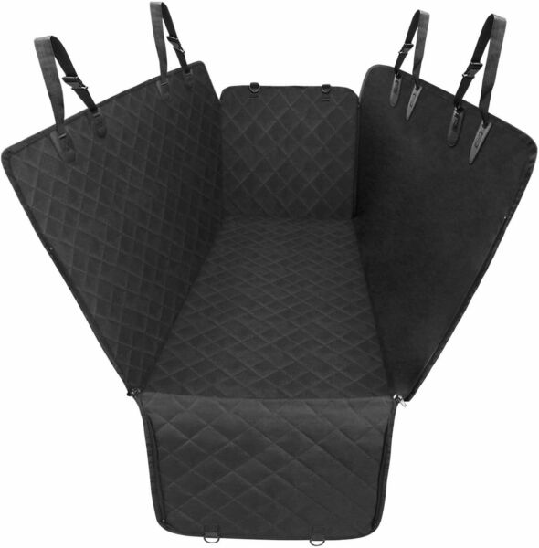 Dog Back Seat Cover Car Hammock Seat Nonslip Protector for Pets Heavy Duty $23.99