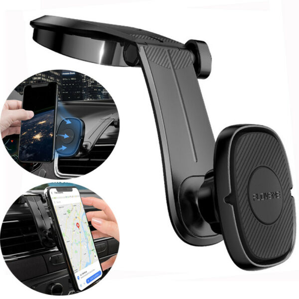 Universal Car Dashboard Magnetic Phone Holder 360 Rotation for Cell phone iPhone $7.96