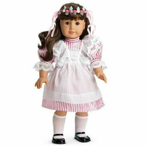 Retired Pleasant Company 1994 Samantha American Girl Birthday Outfit Dress