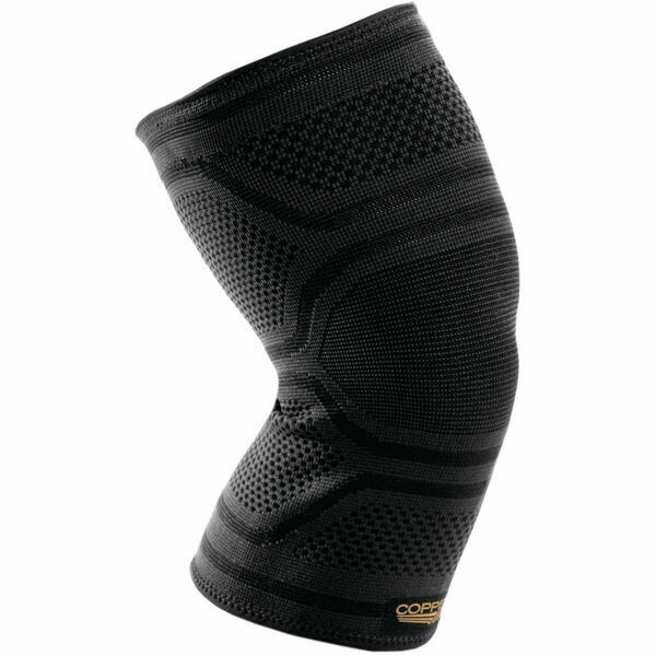 Copper Fit Elite Knee Compression Sleeve L XL Copper Infused