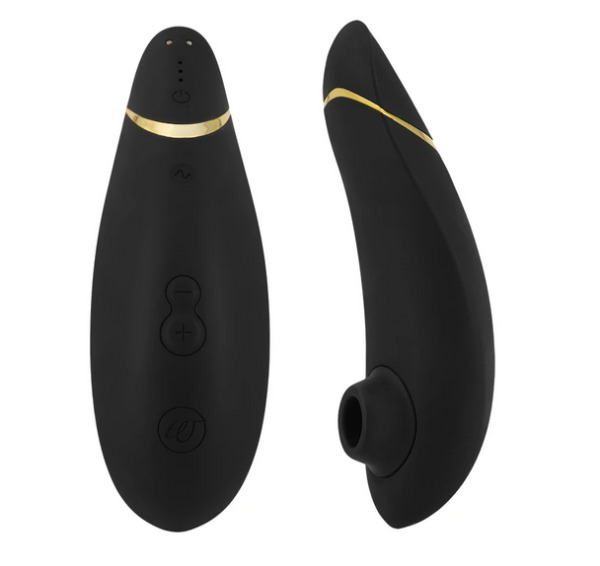 Womanizer Premium Black Gold