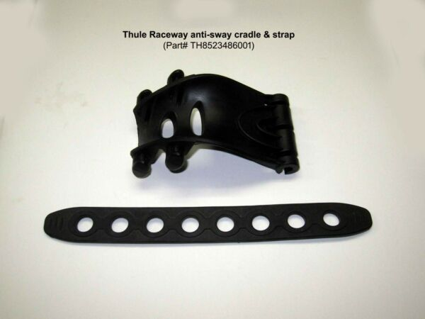 Thule RACEWAY Anti Sway cradle With rubber Strap TH8523486001 $13.99