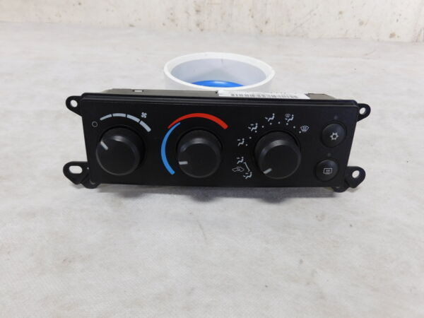 08 Dodge Ram 1500 Heater AC Temperature Control Unit OEM LKQ