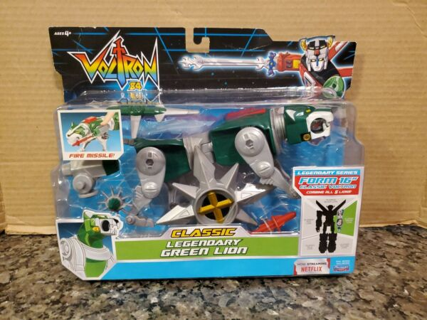 "Voltron 84 CLASSIC Legendary 1 Green Lion For 16"" $89.99"