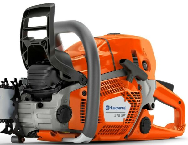 Husqvarna 572XP Chainsaw Power Head Only