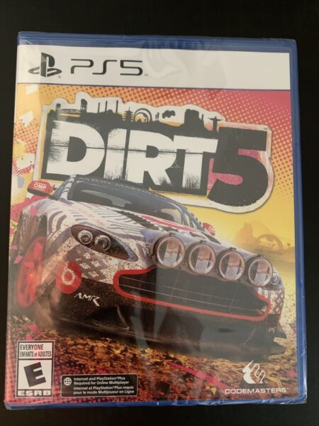DiRT 5 Standard Edition Sony PlayStation 5 2020 $57.00
