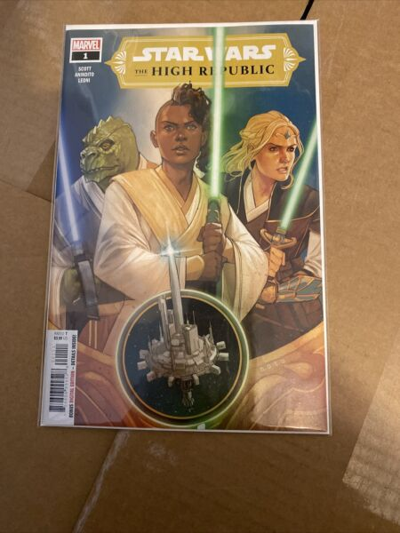 Star Wars The High Republic #1 Main 1st First print Noto cover Marvel 2021 NEW
