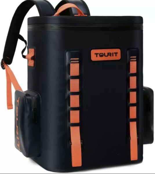 TOURIT Leak Proof Soft Sided Cooler Backpack Waterproof Insulated Backpack Coole $225.00