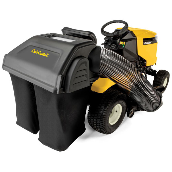 Cub Cadet Lawn Mower 42 in. and 46 in. Double Bagger for XT1 XT2 Series Riding